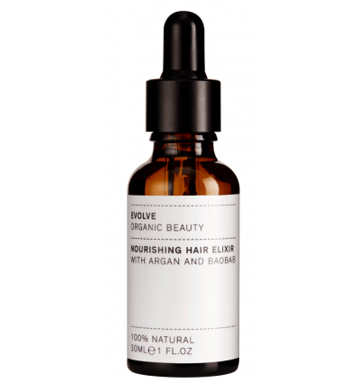 Evolve Organic Beauty - Nourishing Hair Elixir - 30 ml
