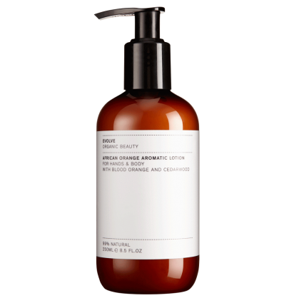 Evolve Organic Beauty - African Orange Aromatic Body Lotion - 250 ml