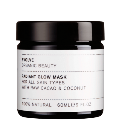 Evolve Organic Beauty - Radiant Glow Organic Face Mask - 60 ml
