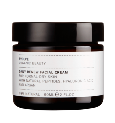 Daily Renew Natural Face Cream - Crème Visage - 60 ml