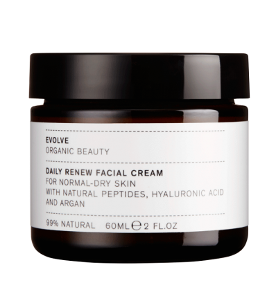 Evolve Organic Beauty - Daily Renew Natural Face Cream - 60 ml