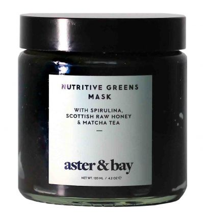 Aster & Bay - Nutritive Greens Mask - 120 ml