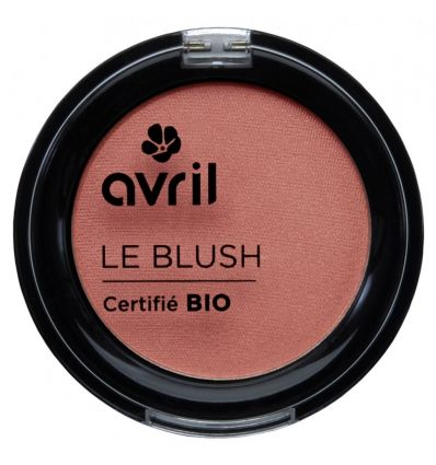 Avril - Fard à Joues Bio Blush Rose Éclat - 2,5g