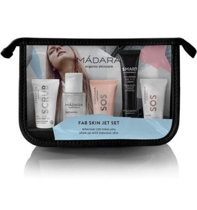 Mádara - Travel kit – Fab Skin Jet Set - 5 mini produits