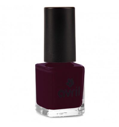 Avril - Vernis à Ongles Prune - 7 ml