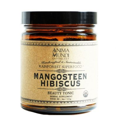 Anima Mundi - MANGOSTEEN + HIBISCUS - Tonique Beauté