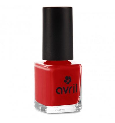 Avril - Vernis à Ongles Hibiscus - 7 ml