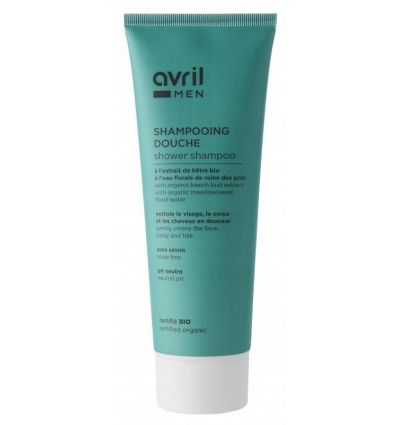 Avril - Shampoing douche Homme - 250 ml
