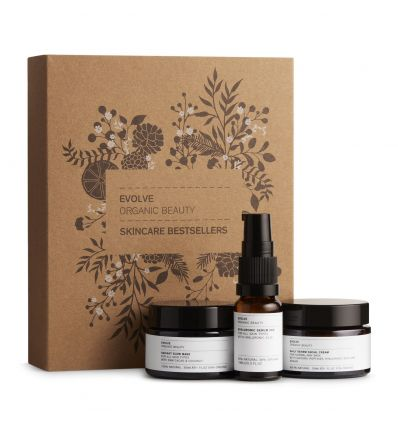 Evolve Beauty - Coffret Christmas - Skincare BestSellers
