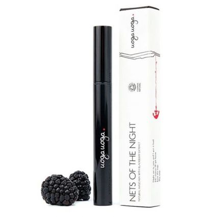 Uoga Uoga - Mascara Noir Night set its nets - 8 ml