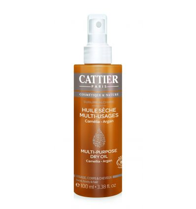 Cattirer - Huile Sèche Multi-Usages Sublime Alchimie - 100ml