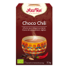 Yogi Tea - Tisane Bio Choco Chili - 17 Sachets