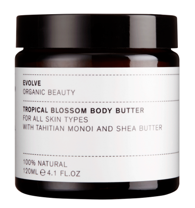Evolve Organic Beauty - Tropical Blossom Body Butter - Beurre Corps - 120 ml