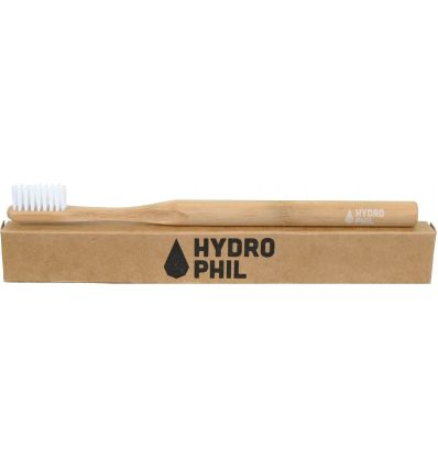 Hydrophil - Brosse à Dents en Bambou - Natural