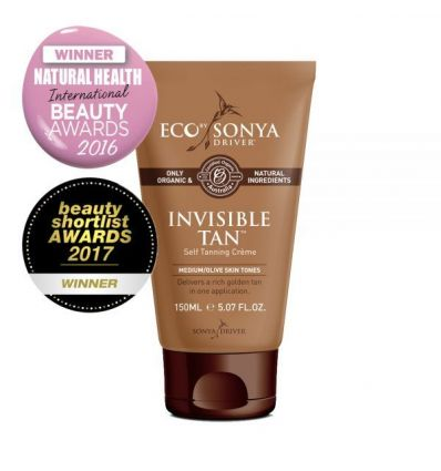 Eco by Sonya Driver - Autobronzant Invisible Tan - 150 ml