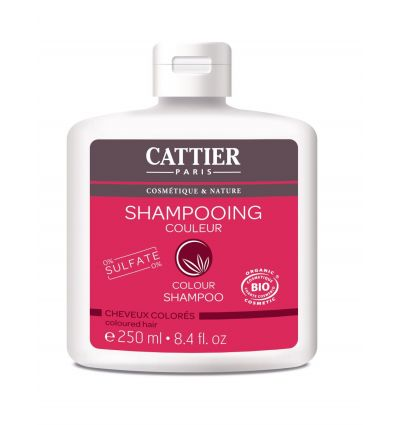 Cattier - Shampoing Couleur - 250 ml