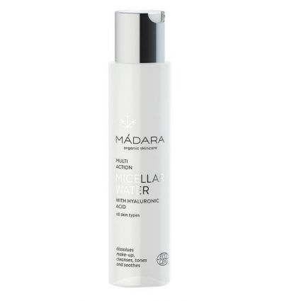 Madara - Eau Micellaire + Acide Hyaluronique - 100 ml