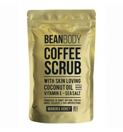 Bean Body - Manuka Honey  Coffee Scrub - 220g