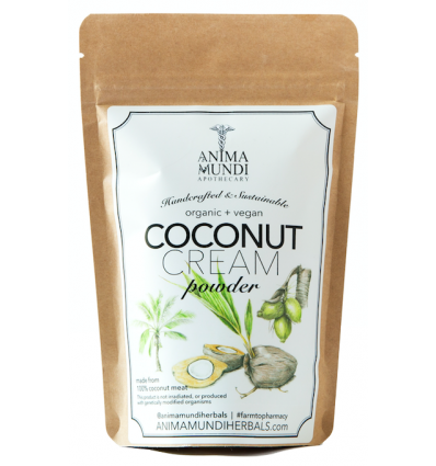 Anima Mundi - Coconut Cream Powder - 280g