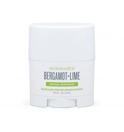 Schmidt's - Déodorant Travel Stick Bergamote + Lime - 20g
