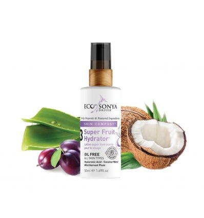 Eco by Sonya Driver - Hydratant Visage Super Fruit - 50 ml