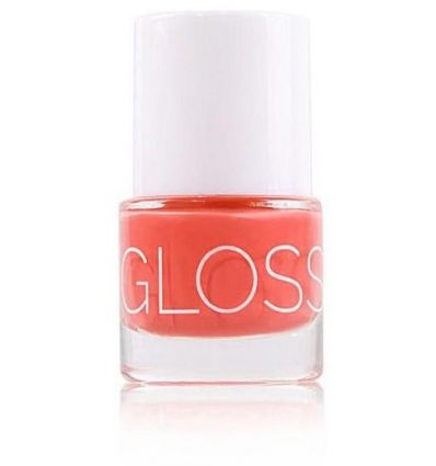 Glossworks - Vernis naturel Flamingo - 9 ml