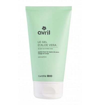 Avril - Gel d'aloe vera Bio - 150 ml