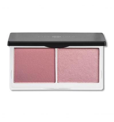 Lily Lolo - Duo Blush - Naked Pink - 10g