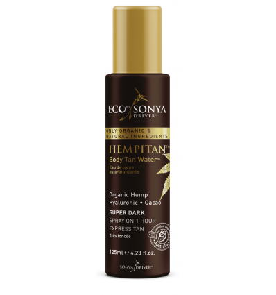 Eco by Sonya Driver - Hempitan Body Tan Water - Autobronzant