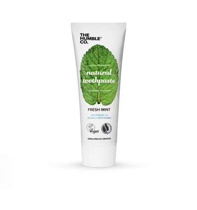 The Humble Co - Dentifrice Fresh Mint - 75 ml