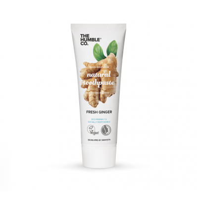 The Humble Co - Dentifrice Fresh Ginger - 75 ml