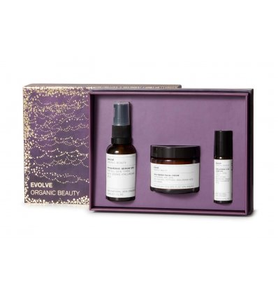 Evolve Beauty - Coffret Christmas - SKIN ICONS COLLECTION