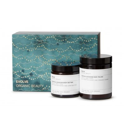Evolve Beauty - Coffret Christmas - EXOTIC WINTER WARMER DUO