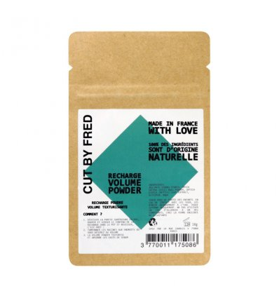 Cut By Fred -RECHARGE VOLUME POWDER - 10g