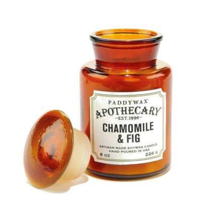 Paddywax - Bougie Cire de Soja - Camomille & Figue - 226g